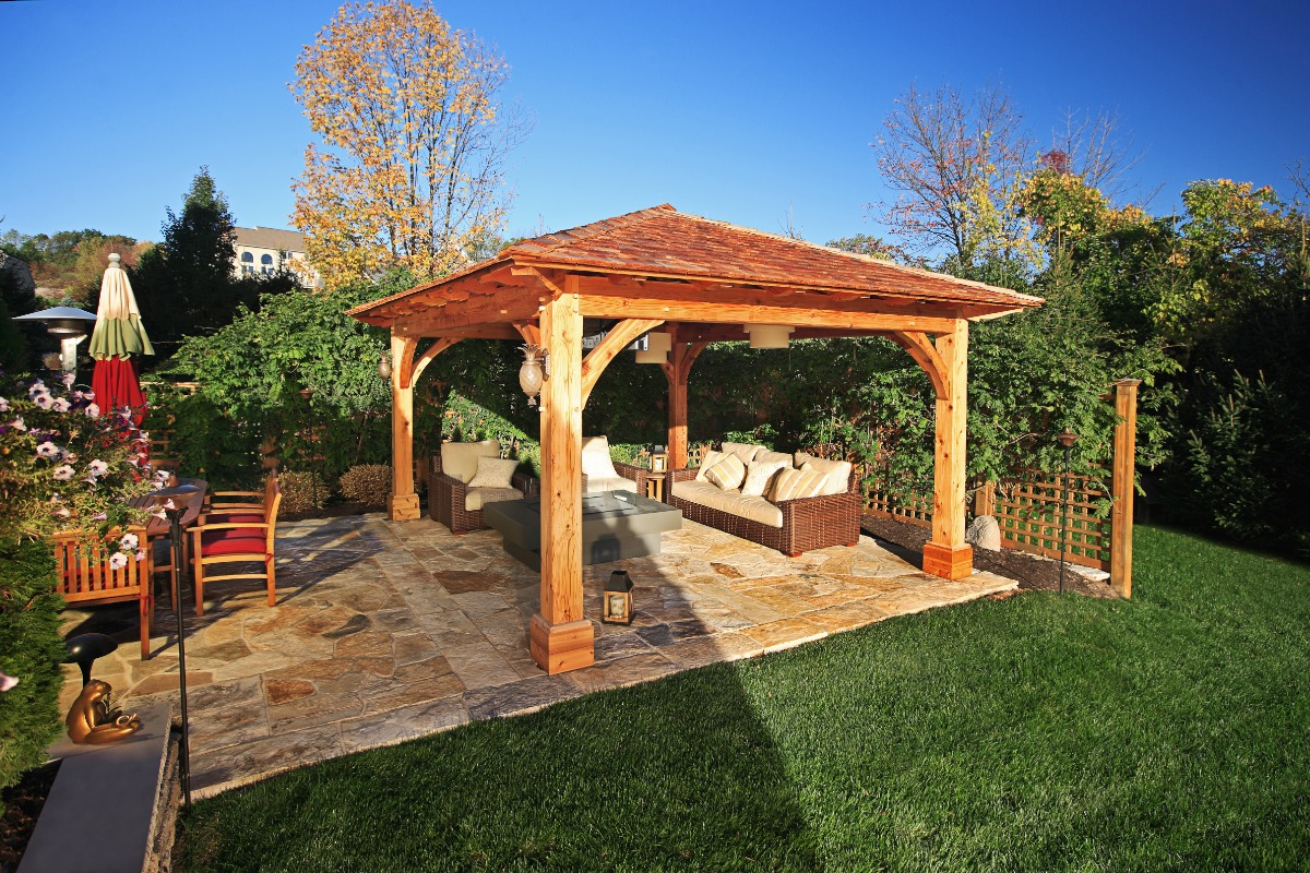Colonie Residential Landscaping Project