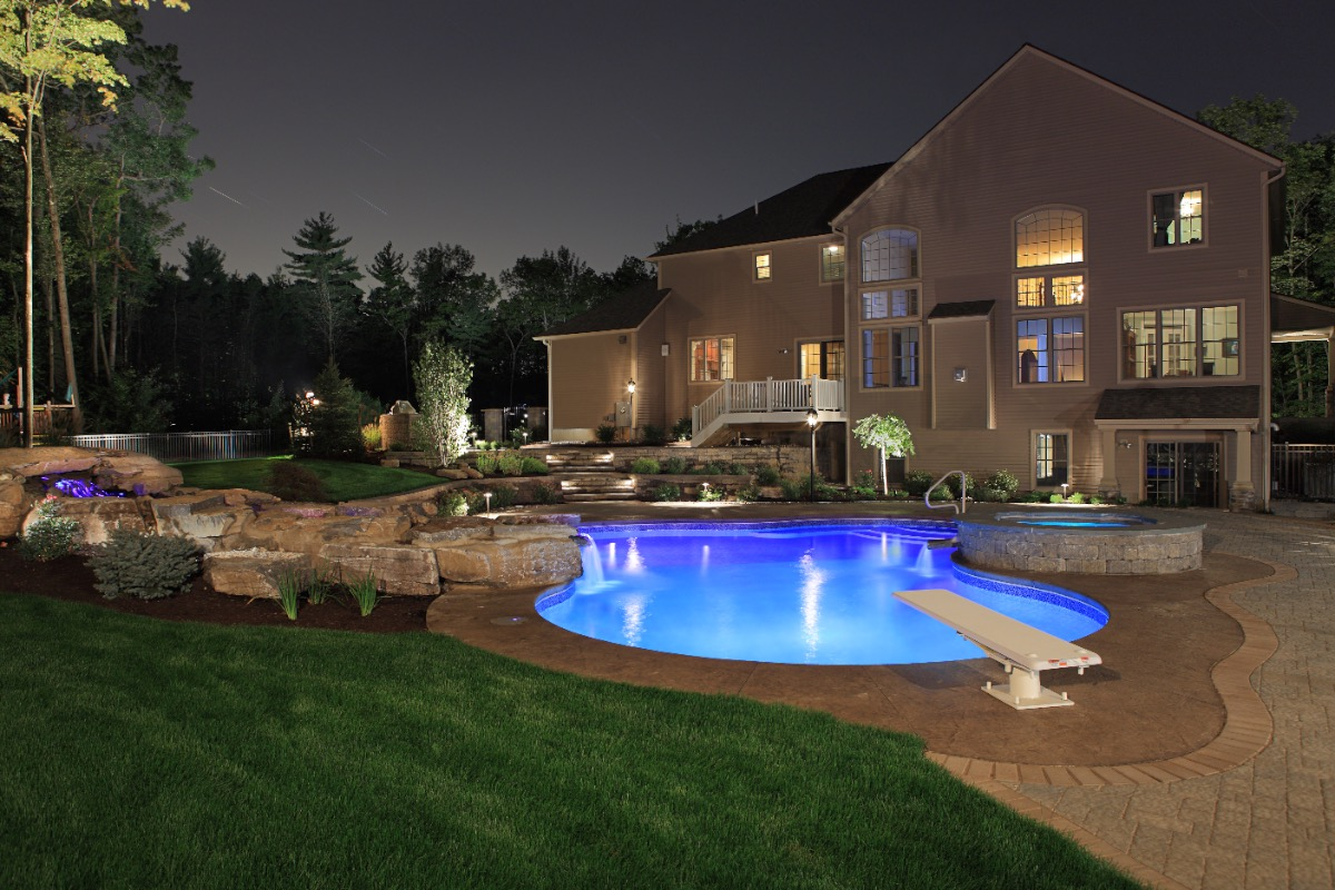 Clifton Park Residential Landscaping Project