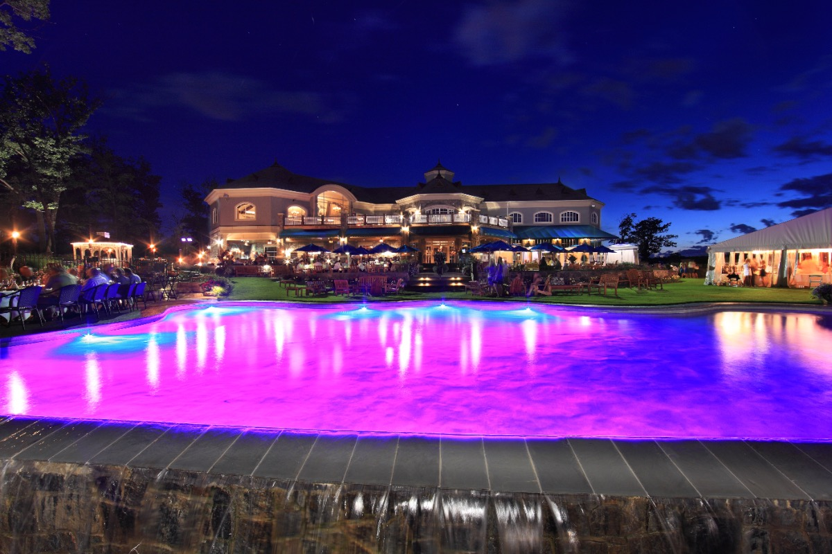 Saratoga National Golf Club Commercial Landscaping Project