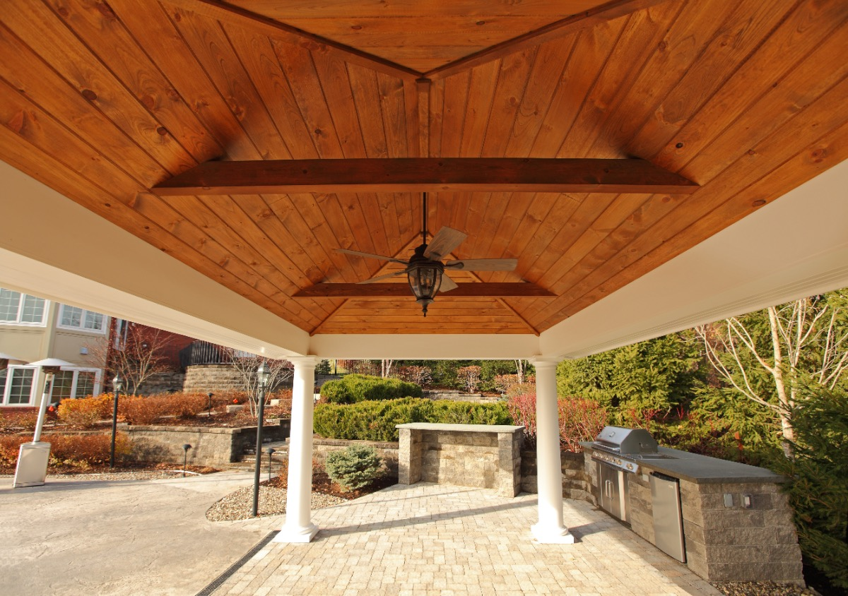 Loudonville Residential Landscaping Project