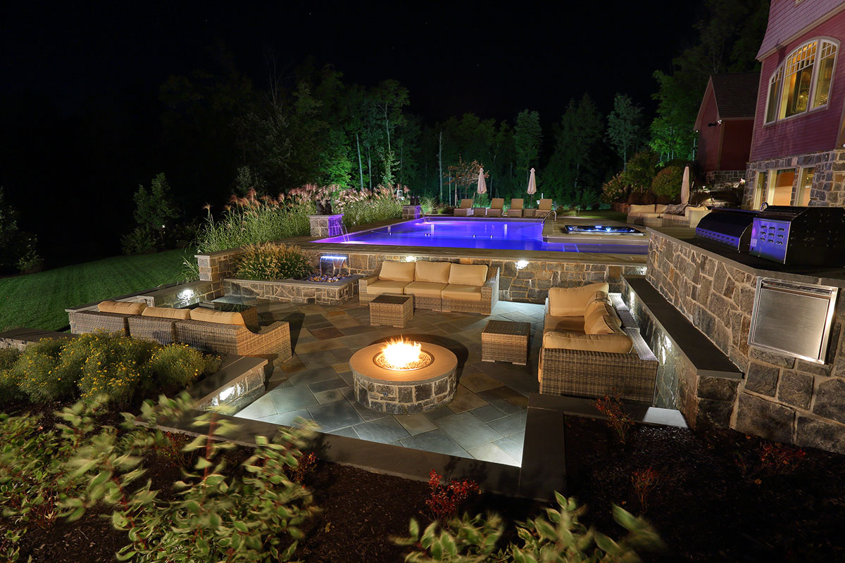 Greenfield Residential Landscaping Project