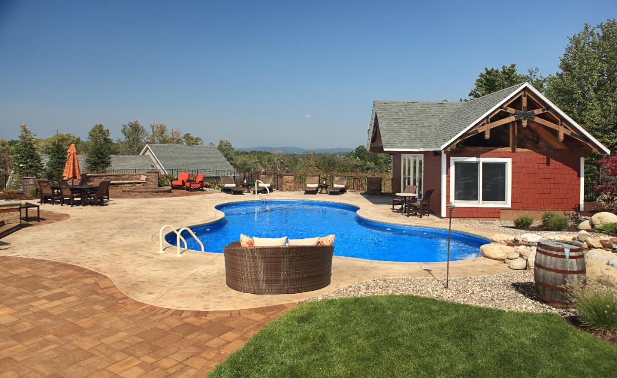 Poestenkill Residential Landscaping Project