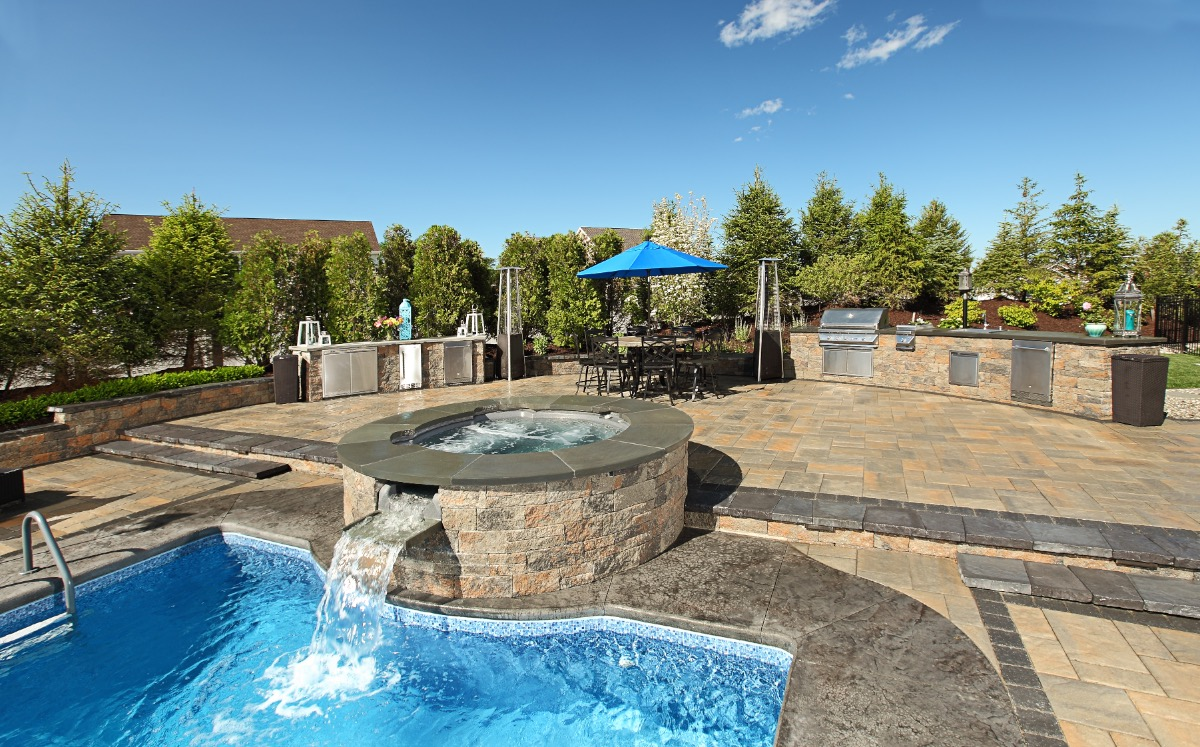 Latham Residential Landscaping Project